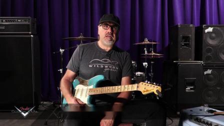 Fender Masterbuilt Greg Fessler 55 Strat