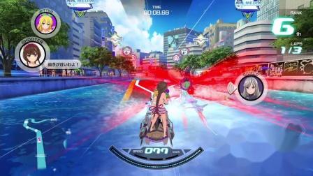 【游民星空】《神田川Jet Girls》DLC