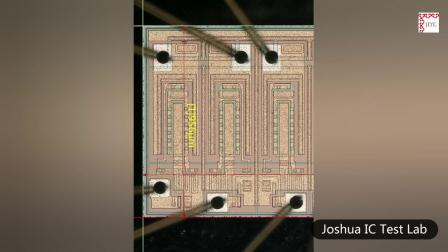 芯片测试  IC测试检测 电子元件