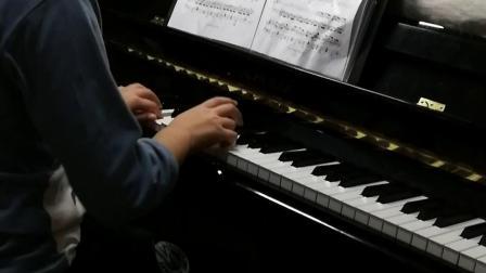 钢琴   克罗地亚狂想曲