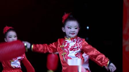 银河之星2020少儿艺术盛典延安选区 选送单位:靖边县悦舞艺术培训中心《红灯情》