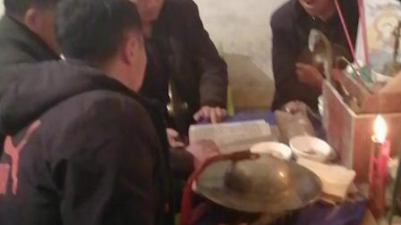 六盘水市水城县新街佛教剃头法事
