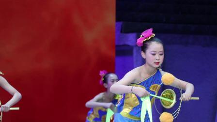 银河之星2020少儿艺术盛典延安选区 选送单位:靖边县博天舞韵培训中心《俏花锣》