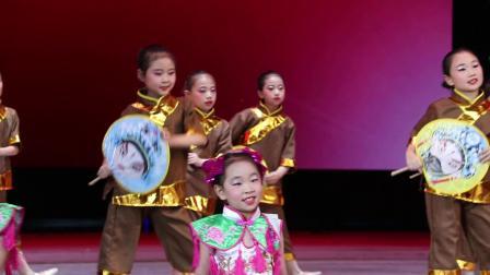 银河之星2020少儿艺术盛典延安选区 选送单位:靖边县博天舞韵培训中心《传承》