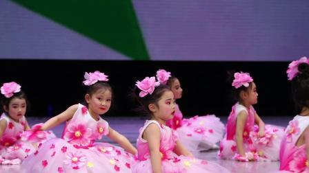 银河之星2020少儿艺术盛典延安选区 选送单位:甘泉县青少年活动中心《朵朵花开》