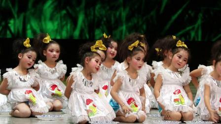 银河之星2020少儿艺术盛典延安选区 机构:甘泉县锦艺舞蹈培训中心《粒粒盘中餐》