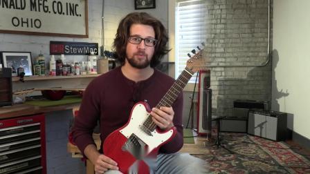【SooMusic】StewMac Mini Guitar Building