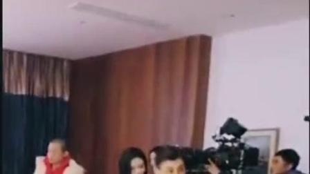 侯梦莎(冯瑾)《像我们这样奋斗》拍摄路透