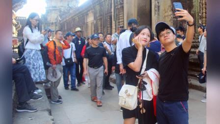 柬埔寨吴哥窟6日游