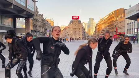 [Move Nation IN PUBLIC]SuperM - Jopping dance cover