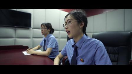 京山市人民检察院青年干警的一天