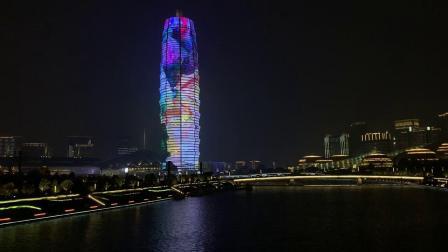 郑州郑东新区夜景20191118