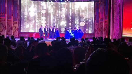 2019西安中熔电气品质部舞蹈《青春圆舞曲》