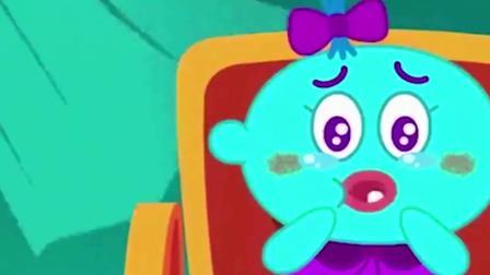 宝宝巴士:小木乃伊生病了,来到怪兽医院看病