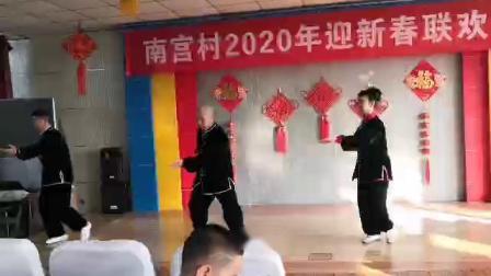 陈式18式   孙老师   20200117
