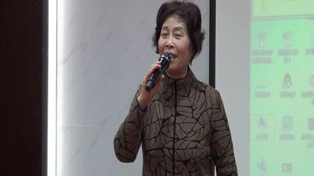 女声独唱《牧羊曲》2019年度省直老干部合唱团总结大会