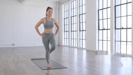 【OG健身】瑜伽 YOGA 平衡健身训练 核心柔韧训练 19