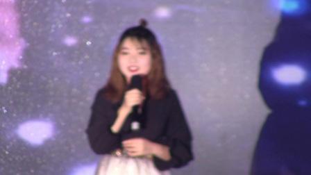 麻山区2020年新春联欢会 女声独唱《桥边姑娘》