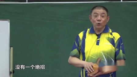 【斯帝卡乒乓课堂】李晓东教你反手接发球技术