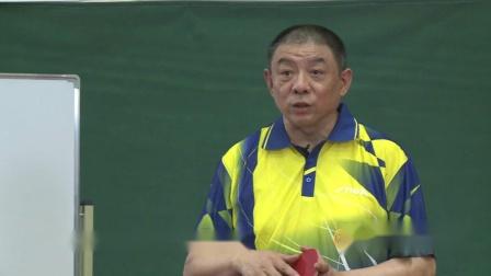 【斯帝卡乒乓课堂】李晓东面对面教你反手技术