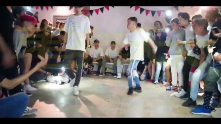 Buelvas vs Emagarho  FINAL  Shuffle Showcase Tour COLOMBIA