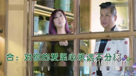 傅振辉&邓咏家--缘份问月老--合唱--闽南语--MTV--港台--原版伴奏--高清--1--2