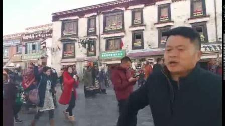张子诚西藏之旅在大昭寺看到震憾一幕 韦氏天星风水