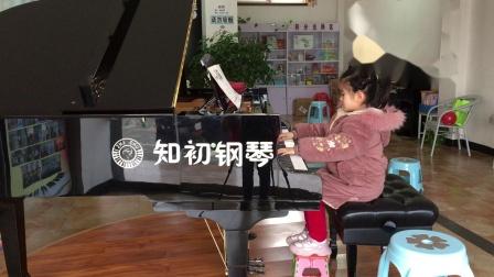 钢琴曲《老麦克唐纳》,演奏者:李文玉