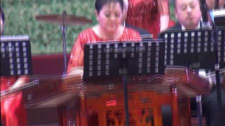 器乐合奏<大寨红花遍地开>双鸭山市中植艺术团
