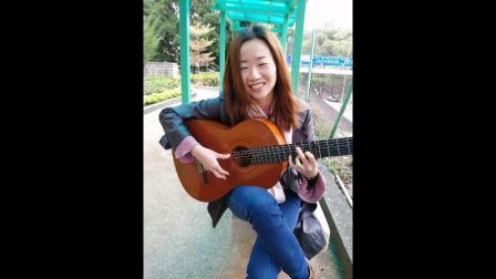 中華之聲 林敏君 flamenco 結他獨奏 Petenera