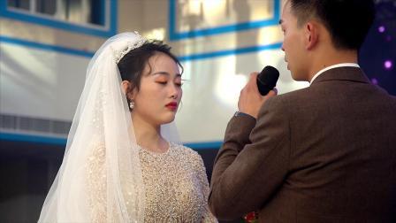 《一次就好》婚礼花絮