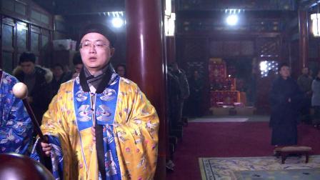 北京白云观己亥年迎銮接驾(上)