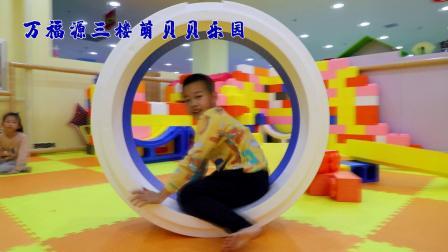 桦川县万福源三楼电玩城、儿童乐园、美食广场2020