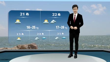 20200119 茂名天气预报节目