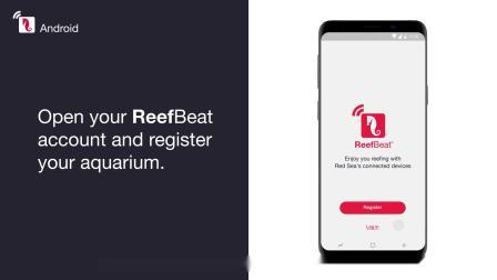 了解如何把ReefWave造流泵连接到您的Android设备