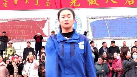 锡林郭勒盟蒙古族中学特色大课间活动