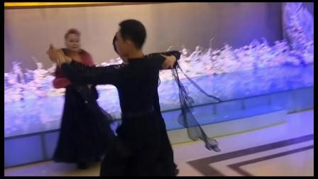 伊春市国标舞协会迎新年联谊会