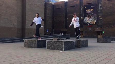 Shuffle dance  в Ростове с