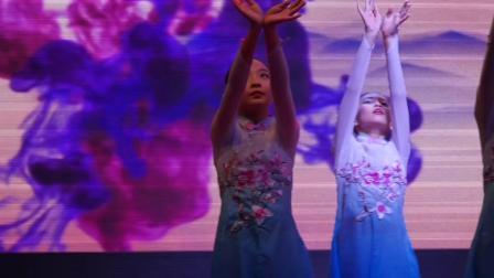 2020锦州市畅然音乐艺术培训中心新春联欢晚会舞蹈02表演者十级班学生、指导教师:王歆璇