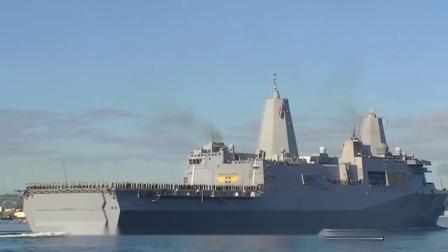 美无视中方多部门多次发出强硬警告,军舰再过台湾海峡,耿爽回应(2)