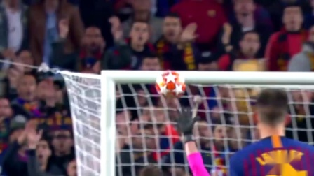 梅西在2019年打进的全部50粒进球