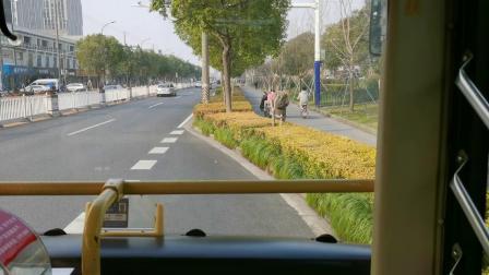 【奉贤巴士】奉贤42路公交车(L9B-003P)(南桥汽车站-金聚路)全程【VID_20200120_152504】