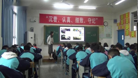 17昆明的雨谢老师三等奖初中语文人教部编版八年级上学期 F8779