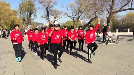 广场舞鬼步舞教学《花蝴蝶》32步基本步子教学,简单一看就会