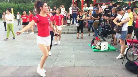 中老年鬼步舞教学《干就完了》分解动作讲解和背面演示 1分钟教你学会鬼步舞教程