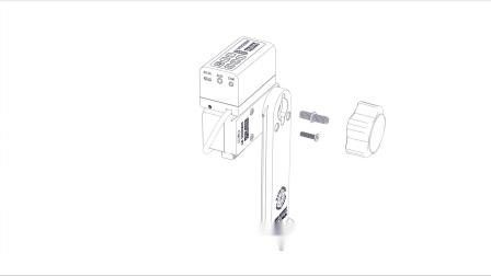 如何将NN3三代云台升级成电动云台 NN3-III to MECHA ROBOT