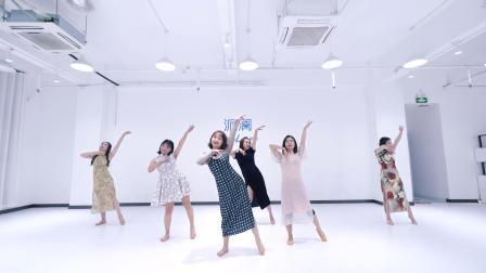 派澜 中国舞《天涯》指导老师:章舒敏