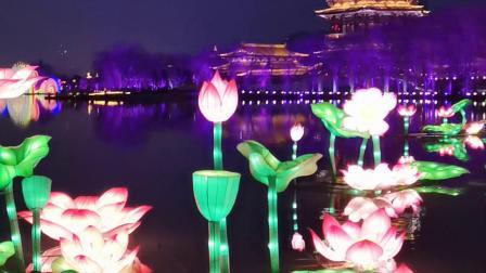 2020大唐芙蓉园新春灯会