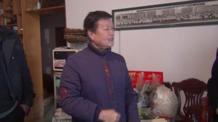 息烽县邮政局春节慰问老同志