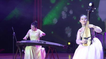 南航湖南分公司2020年新春联欢会-分公司艺术团 乐器+舞蹈《茉莉花》